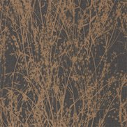 Sanderson Tapet Meadow Canvas Bronze/Charcoal