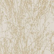 Sanderson Tapet Meadow Canvas Wheat/Cream