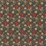 William Morris & Co Tyg Compton Faded Terracotta/Multi