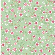 PiP Studio Tapet Cherry Blossom Green