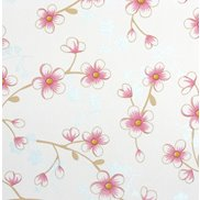 PiP Studio Tapet Cherry Blossom White