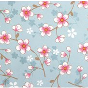 PiP Studio Tapet Cherry Blossom Light Blue