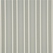 Mulberry Home Tapet Narrow Ticking Stripe Grey/Taupe