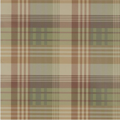 Mulberry Home Tapet Mulberry Ancient Tartan