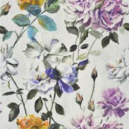Designers Guild Tyg Couture Rose Viola