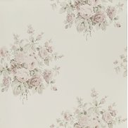 Ralph Lauren Tapet Wainscott Floral Antique Rose
